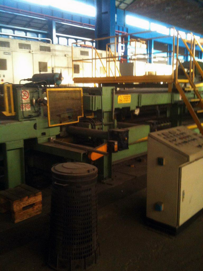Cut To Length Line 1020mm X 2mm Cut To Length Lines Cll