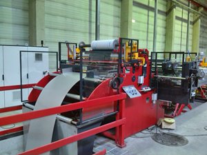COMBINATION CTLSLITTING LINE