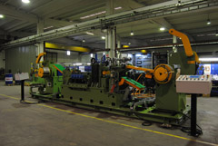 COIL EDGING LINE