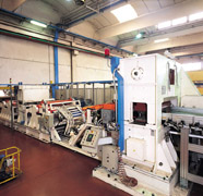 Cut To Length Lines CLL TINPLATE SHEETING LINE