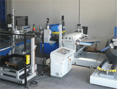 DISC CUTTING LINE