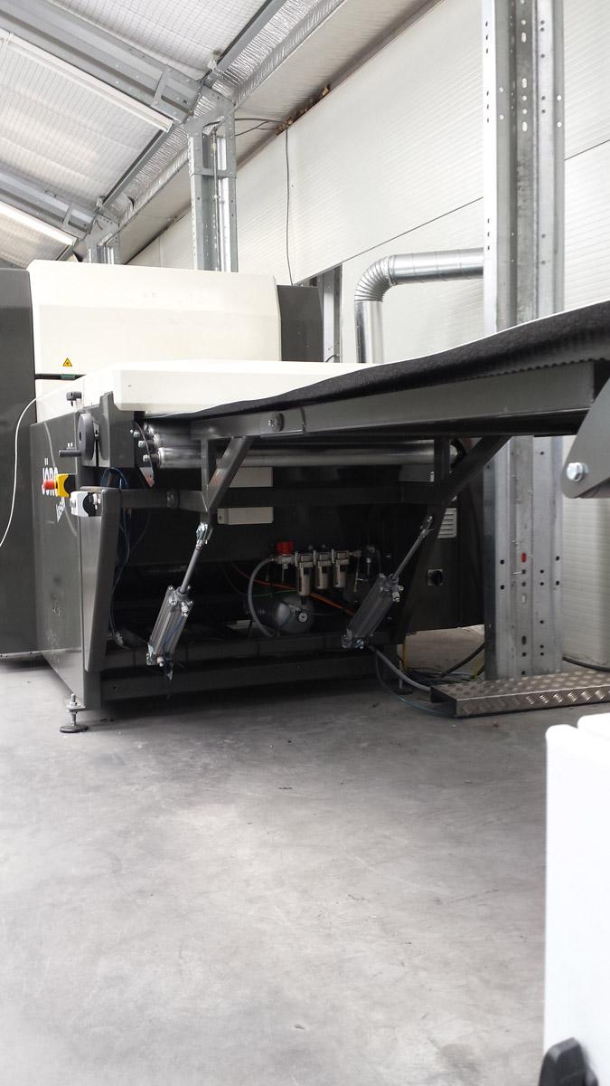 New Coil Fed Fast Fiber Laser Cutters For Alu Aluzink