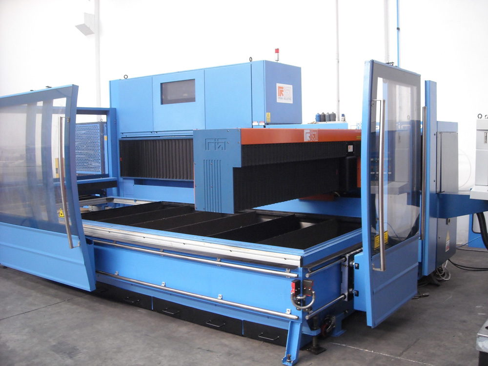 Laser Cutting Machine Platino 3000 W Laser Cutting