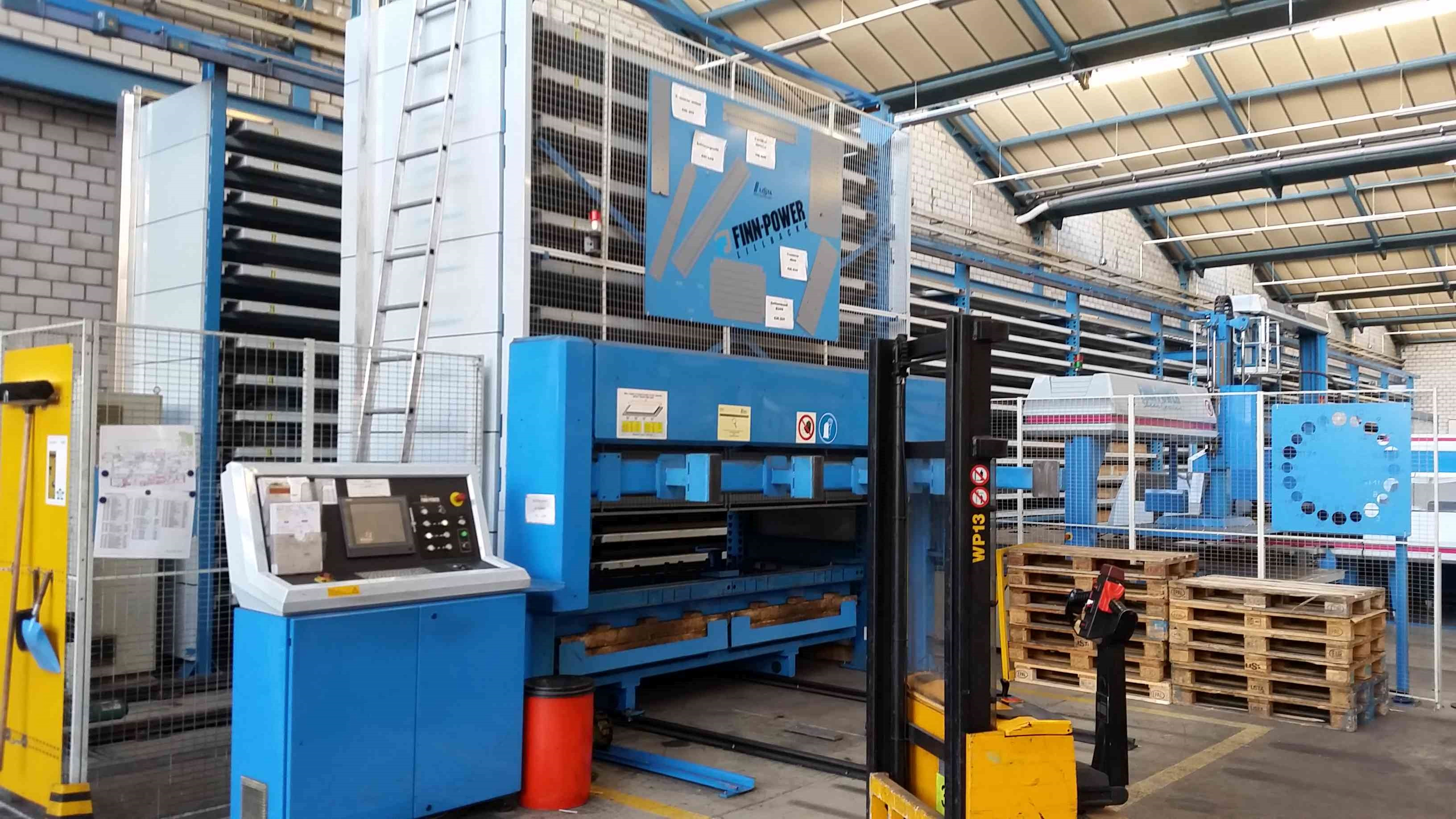 Punching Machine Asrs For Sale