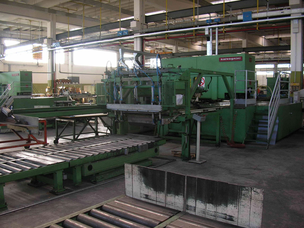 Sheet Metal Fabricating Equipment All Models Punching