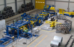 HEAVY DUTY HEAVY GAUGE SLITTING LINES