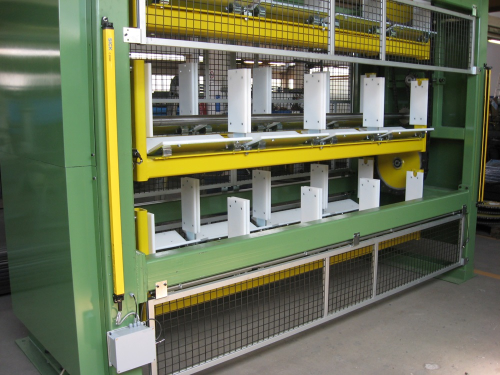 Slitter Tooling Storage Systems