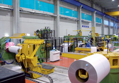 STAINLESS STEEL & TITANIUM SLITTING LINE