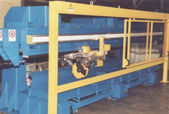TUBE CUTOFF MACHINE