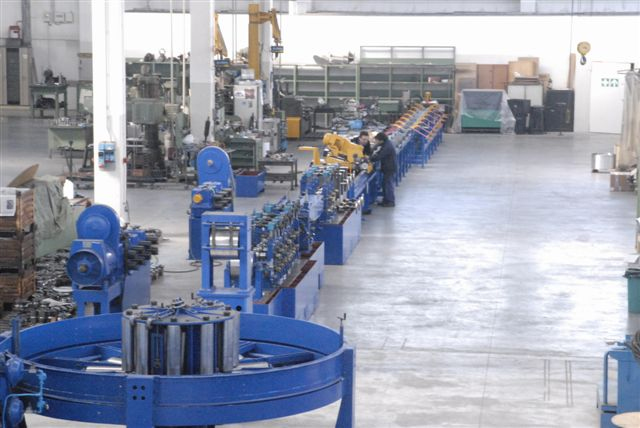 Hf Tube Mill 216 76mm 3 Quot Tube Mill Entry Machines Somenor 5002