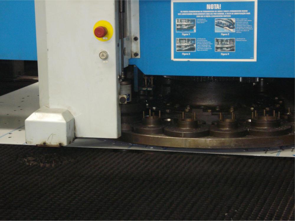 Laser Combo Punching Machine Lp6 Laser Plasma Combo