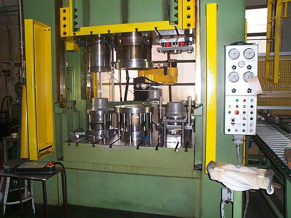 Press Automation Equipment Press Machines Pma Floreani