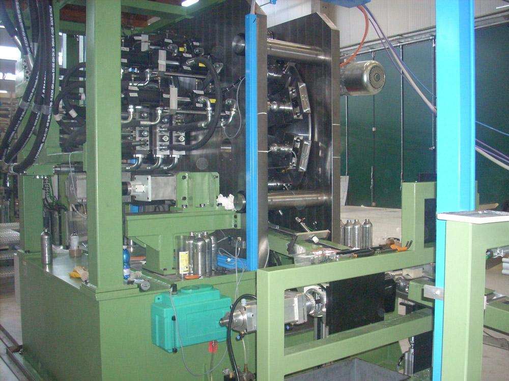 sheet metal sting machine