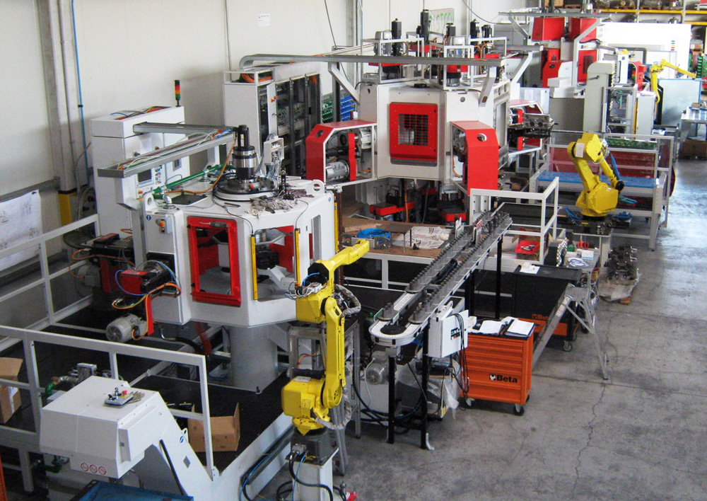 Robotic Handling Systems Other Equipment Types Vse